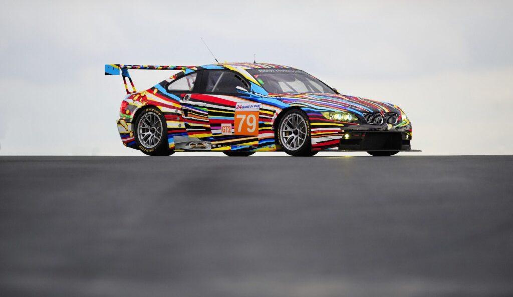 BMW Art Car. La velocità è un'arte.