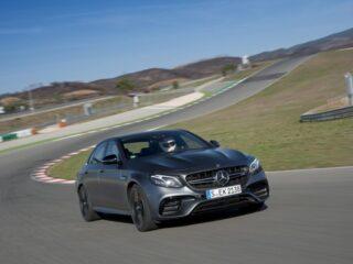 Mercedes – AMG E 63 4Matic + Portimao 2016