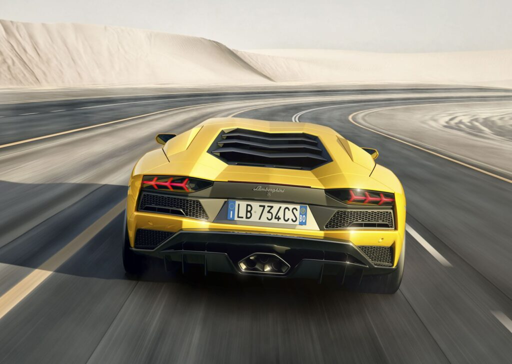 Lamborghini Aventador S MY2017