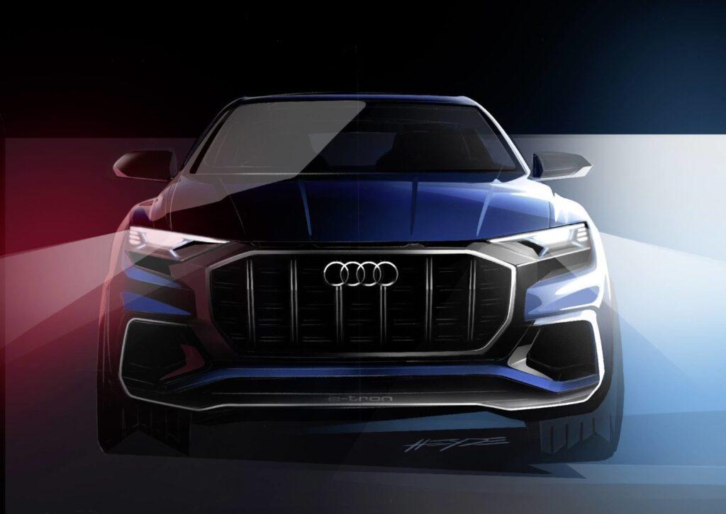 Audi Q8. Un concept tra i crossover fullsize