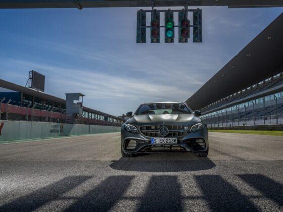 Mercedes – AMG E 63 4Matic Portimao 2016