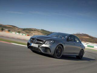 Mercedes AMG E63 S 4 Matic