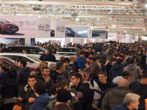 Motor Show di Bologna 2016_Pubblico