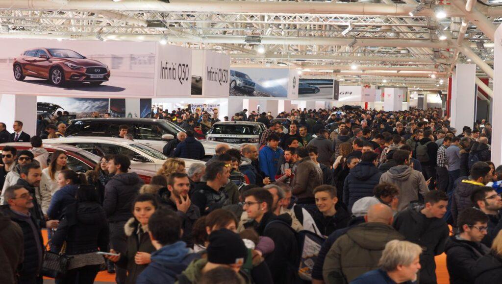 Motor Show di Bologna. Promosso