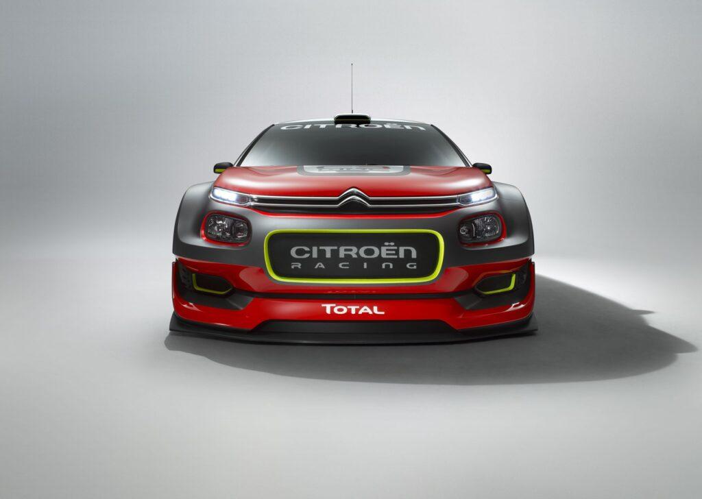 Citroën C3 WRC. Arma totale.