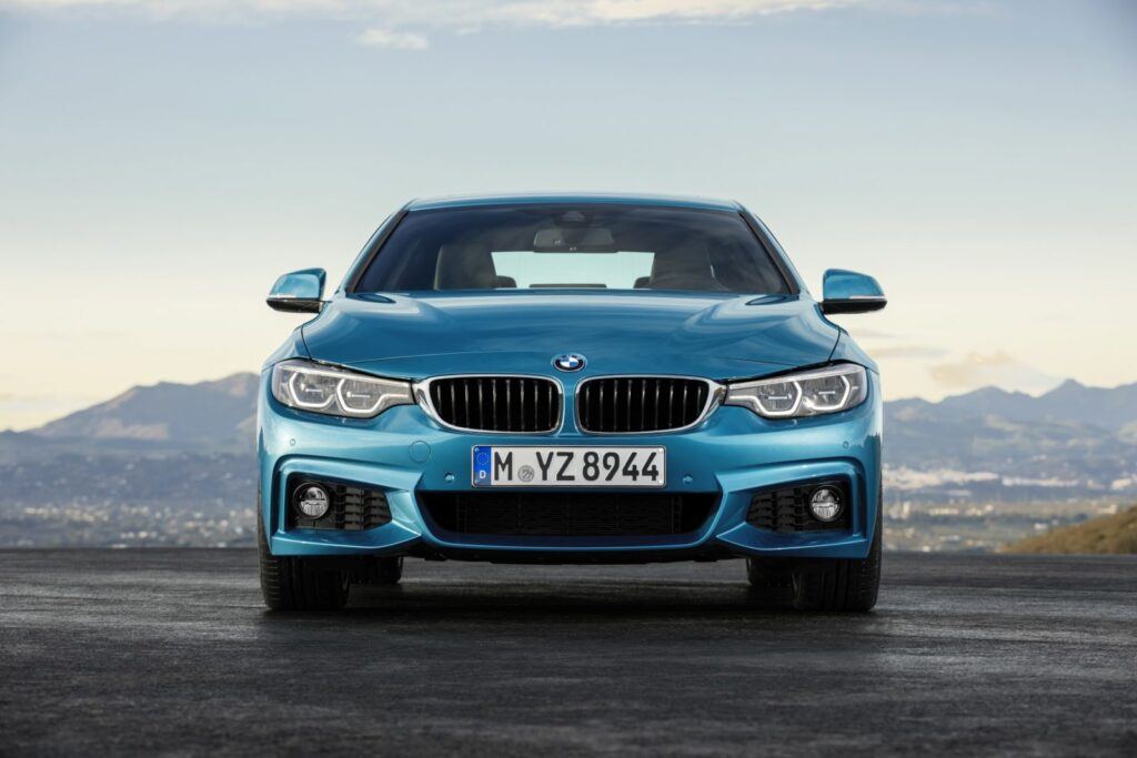 BMW Serie 4. Il Model Year 2017