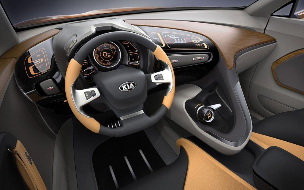 KIA GT quattro porte Concept