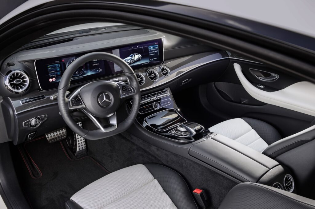 Mercedes Benz Classe E Coupe