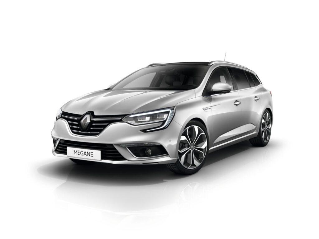 Renault Mégane Sporter. La stradista