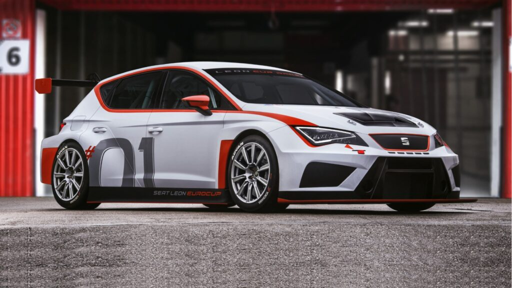seat leon cup racer tcr model year 2016 dna da corsa motorsport republic. Black Bedroom Furniture Sets. Home Design Ideas