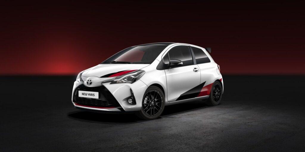 La Toyota Yaris si è incattivita