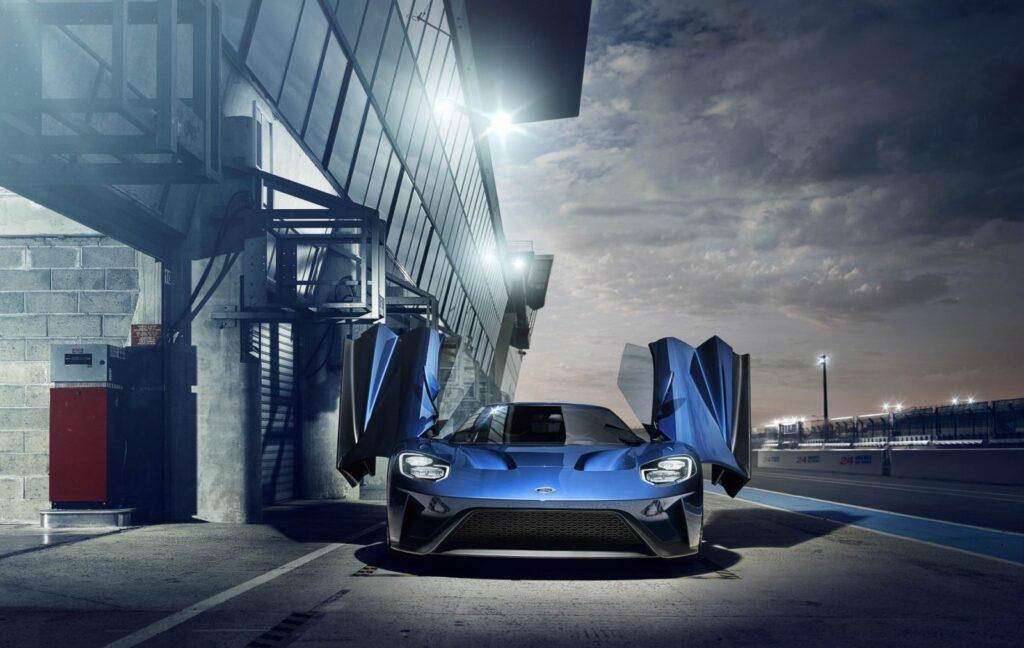 Ford GT. Rinnovare un principio