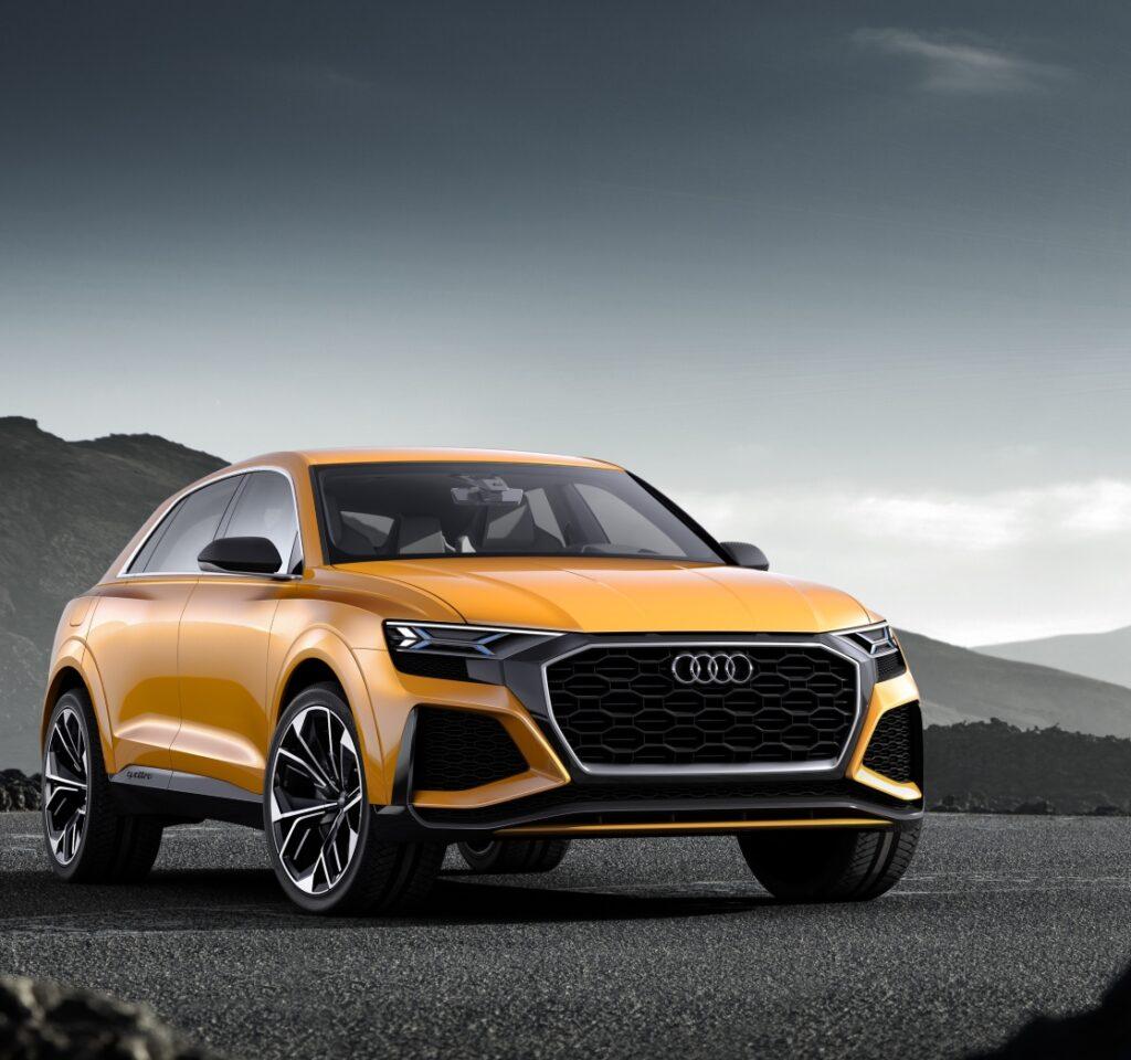 Audi Q8 Concept [Video]