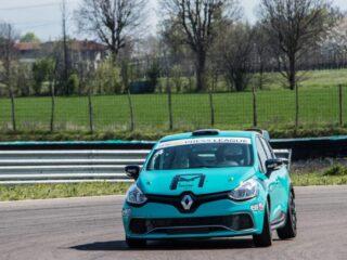 Renault Clio Up Press League. Nell'Autodromo di Modena le selezioni