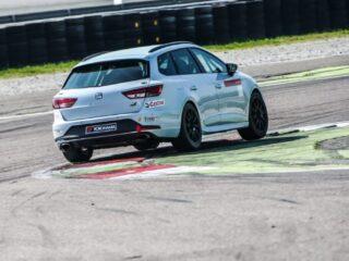Seat Leon Cupra ST TCS