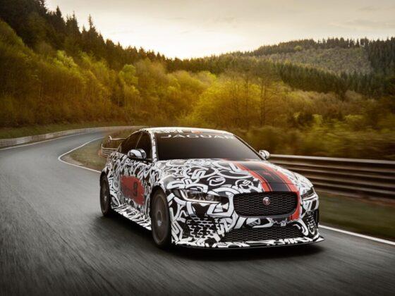 XE SV PROJECT 8. La Jaguar più veloce di sempre.