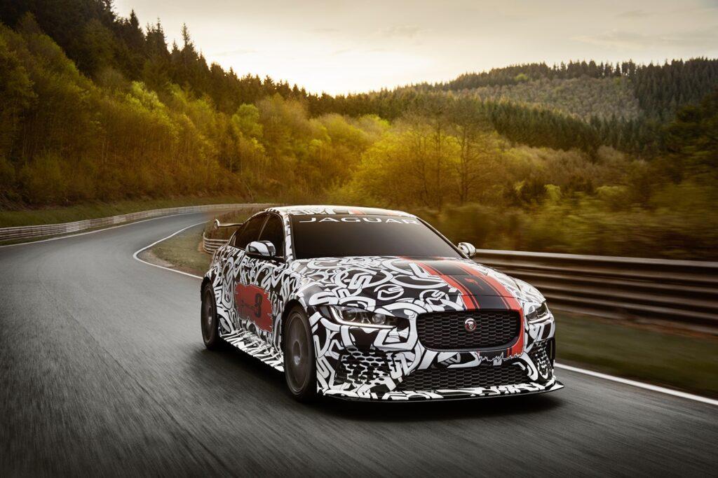 XE SV PROJECT 8. La Jaguar più veloce di sempre