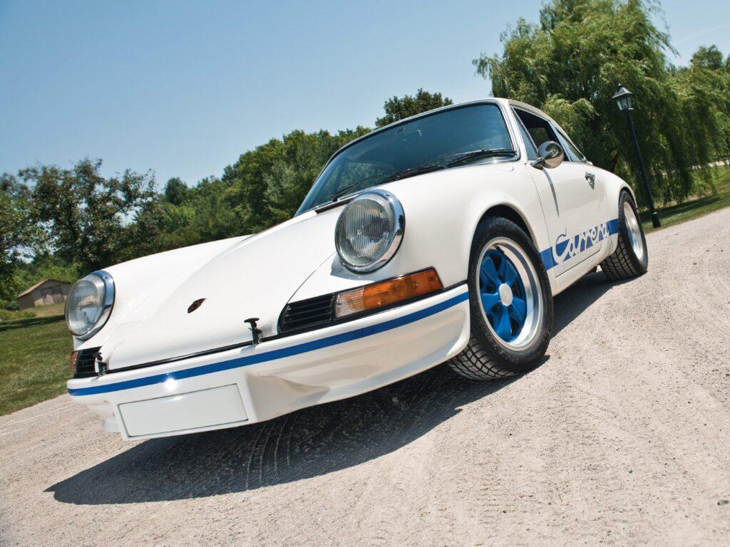 [1972] Porsche 911 Carrera RS2.7