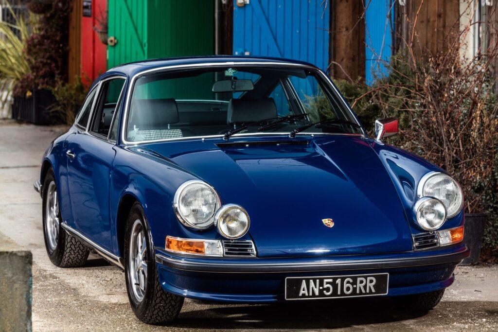 [1971] Porsche 911 S 2.4