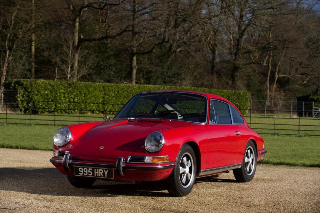 [1966] Porsche 911 S