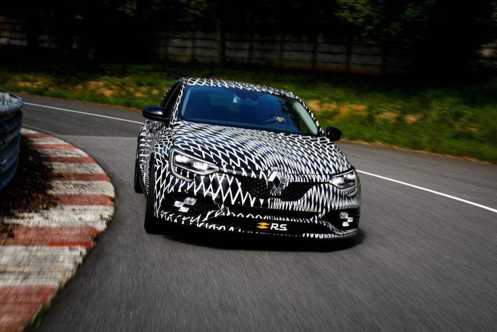 La nuova Renault Mégane RS svelata a Montecarlo