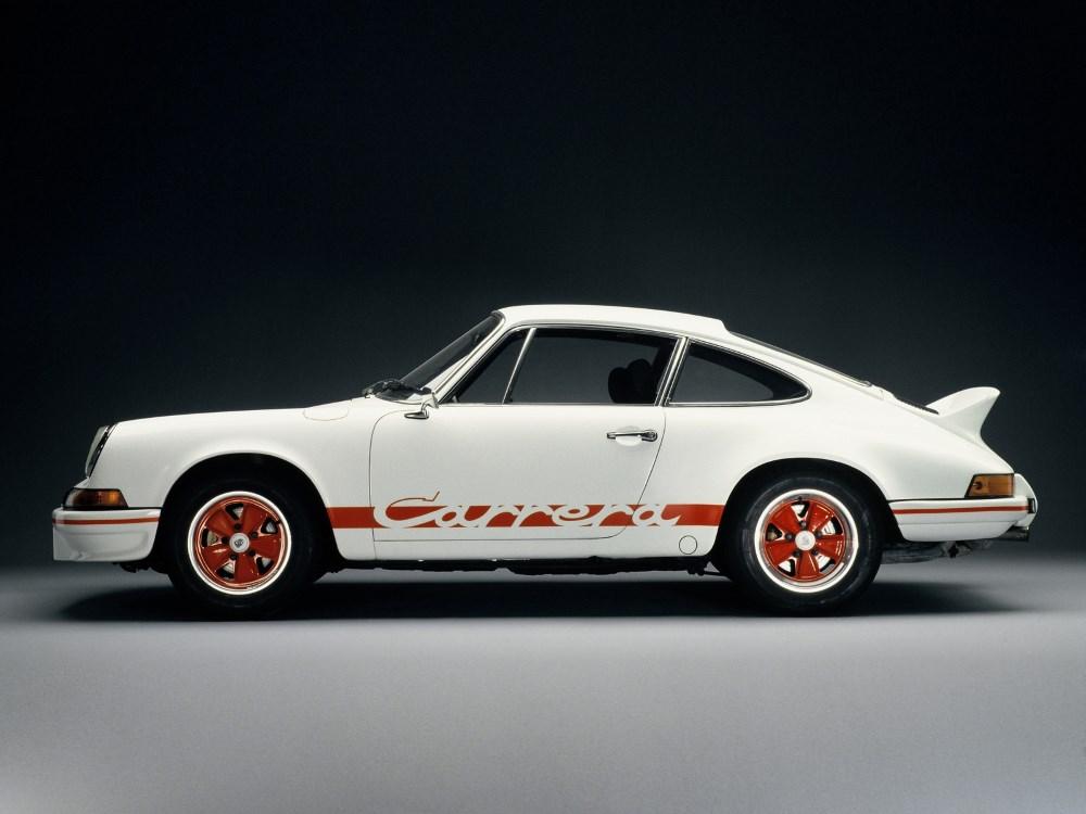 Sette generazioni di Porsche 911 [Prima parte]