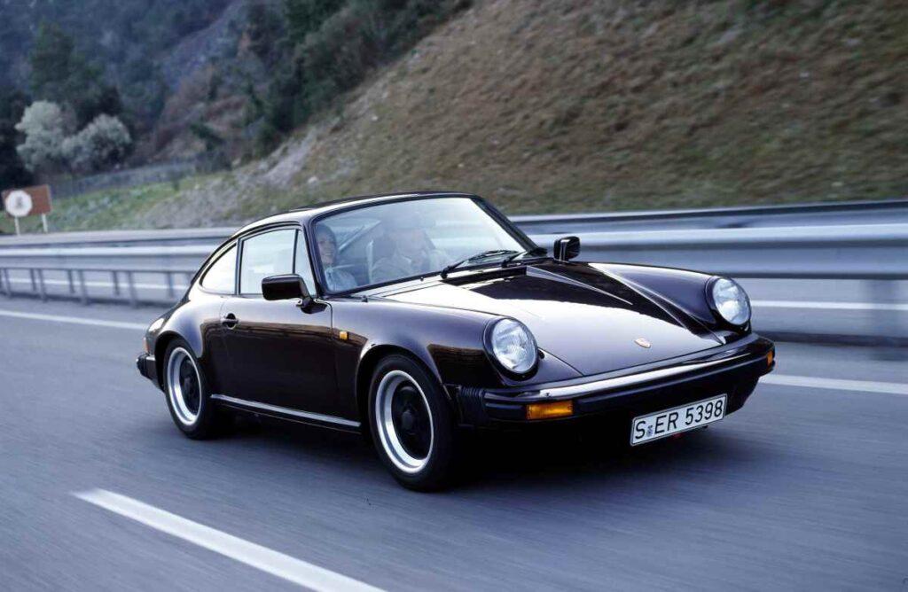 Sette generazioni di Porsche 911_badge [Seconda parte]