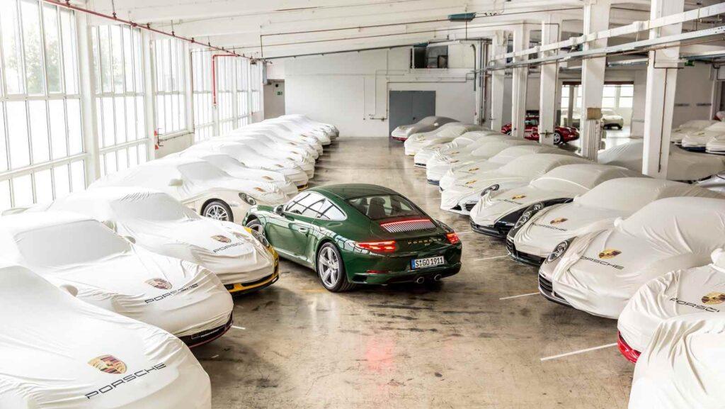 Sette generazioni di Porsche 911 [Seconda parte]