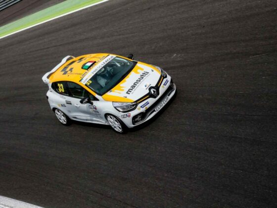 Clio Cup Press League a Monza. Questione di feeling [Video]