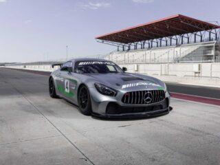 Mercedes AMG GT4. Presentata alla 24 Ore di Francorchamps