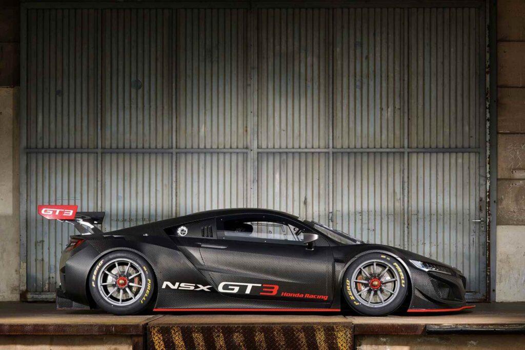 Honda NSX GT3. La GT nipponica disponibile dal 2018
