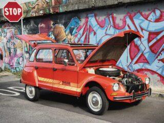 Citroën Dyane. Splendida cinquant'enne