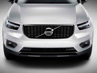 Motorsport Republic+ | L'anteriore della Volvo XC40