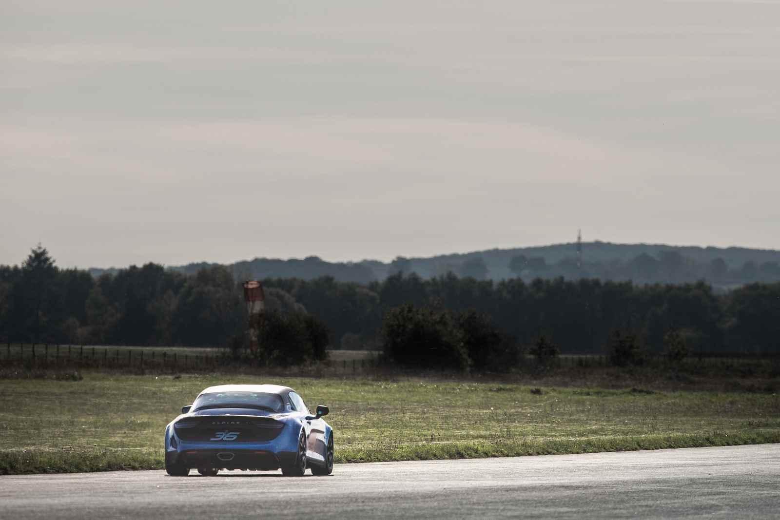 2017 – Alpine A110 Cup