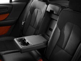 Motorsport Republic+ | Il bracciolo posteriore della Volvo XC40