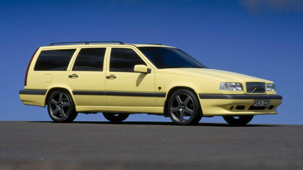 1995_Volvo 850R Wagon