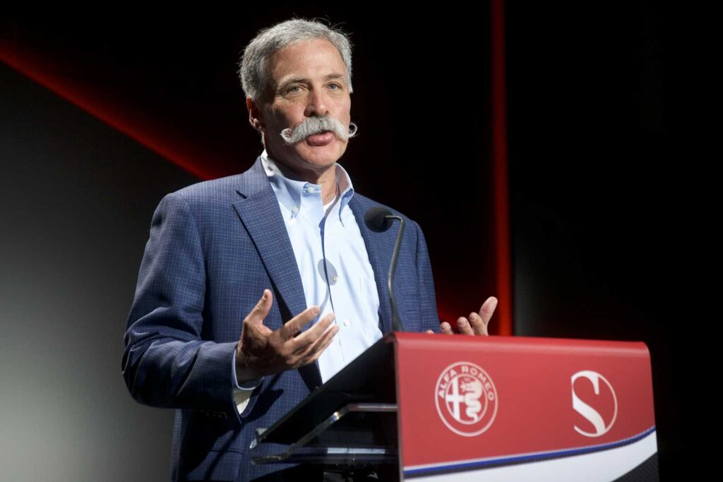 Chase Carey (Lieberty Media)