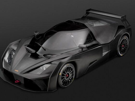 LA KTM X-Bow GT4 realizzata dalla Reiter Engineering