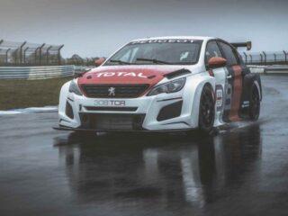 Ecco la nuova Peugeot 308 TCR