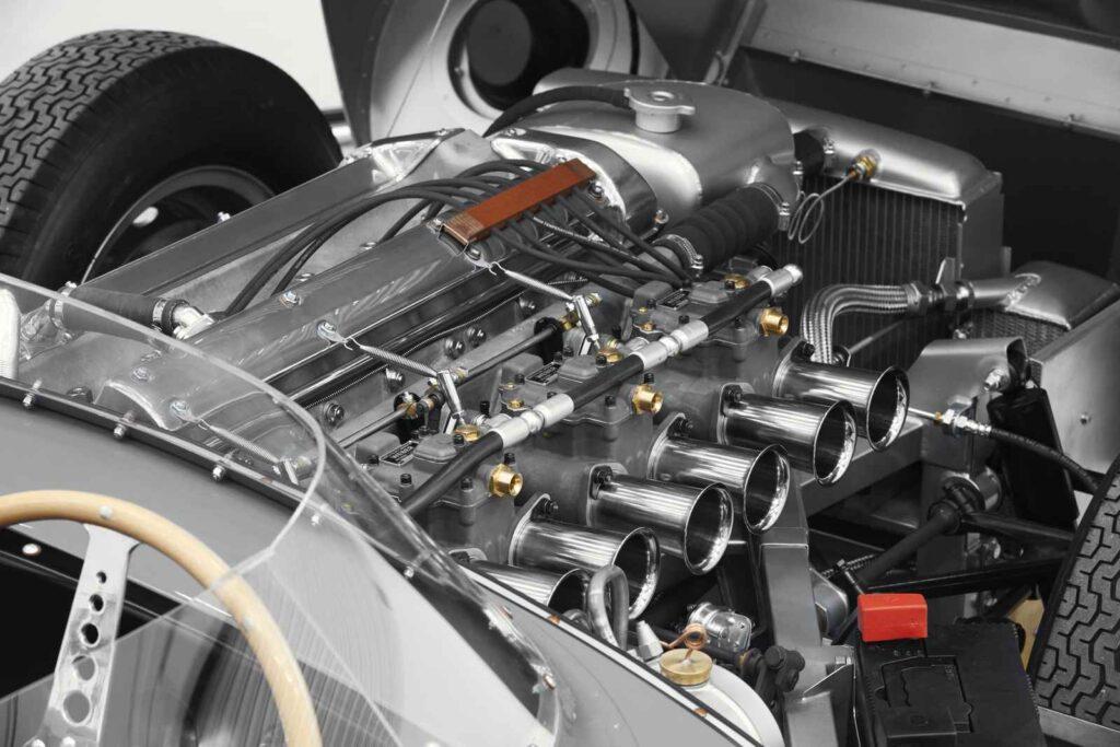 Il ritorno della Jaguar D Type