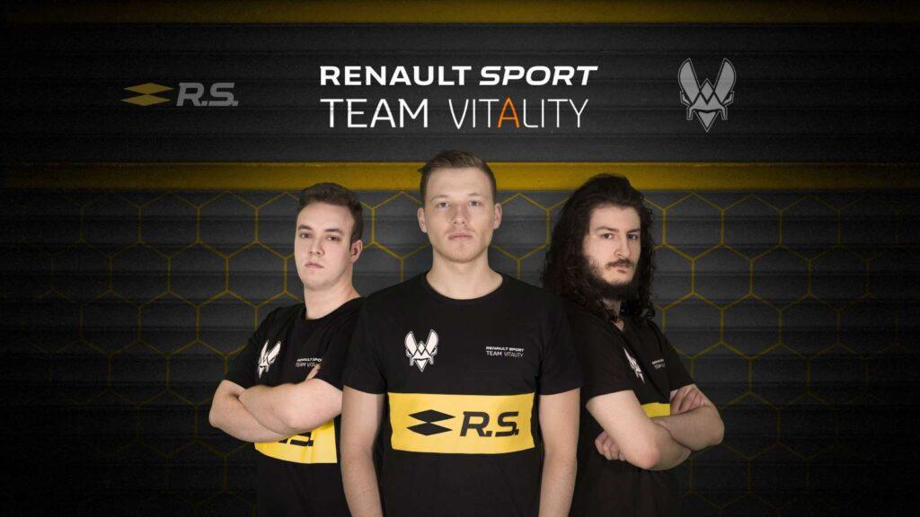 Renault entra ufficialmente nel mondo degli e-sport con un suo team