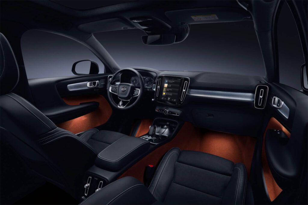 Volvo XC 40. La sofisticata