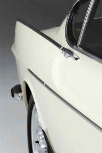 Volvo 1800 S dettaglio pinna posteriore
