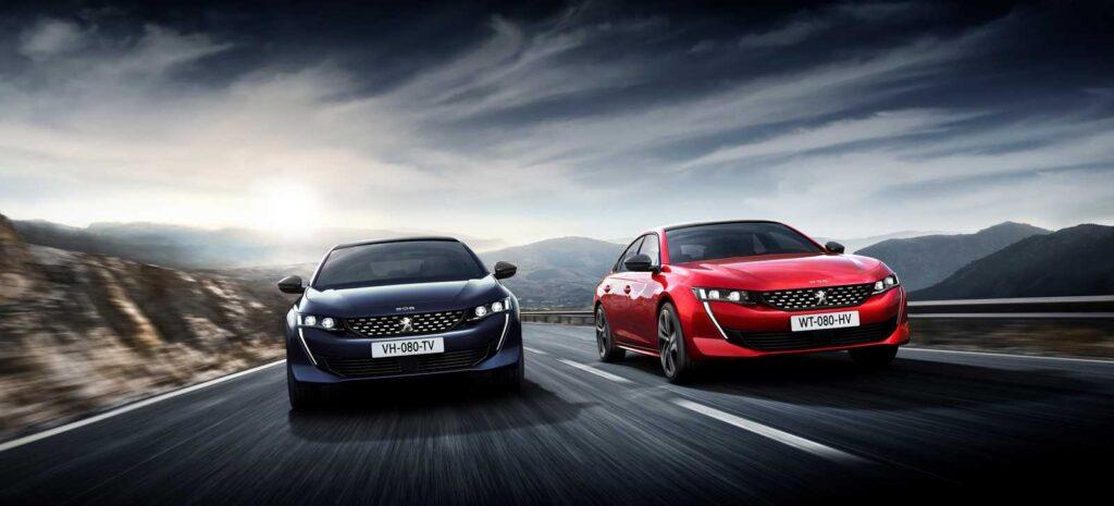 Nuova Peugeot 508. Cambia tutto.