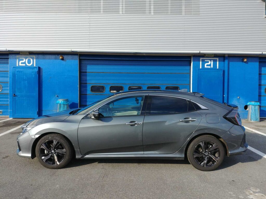 Honda Civic 1.5 VTEC Turbo CVT