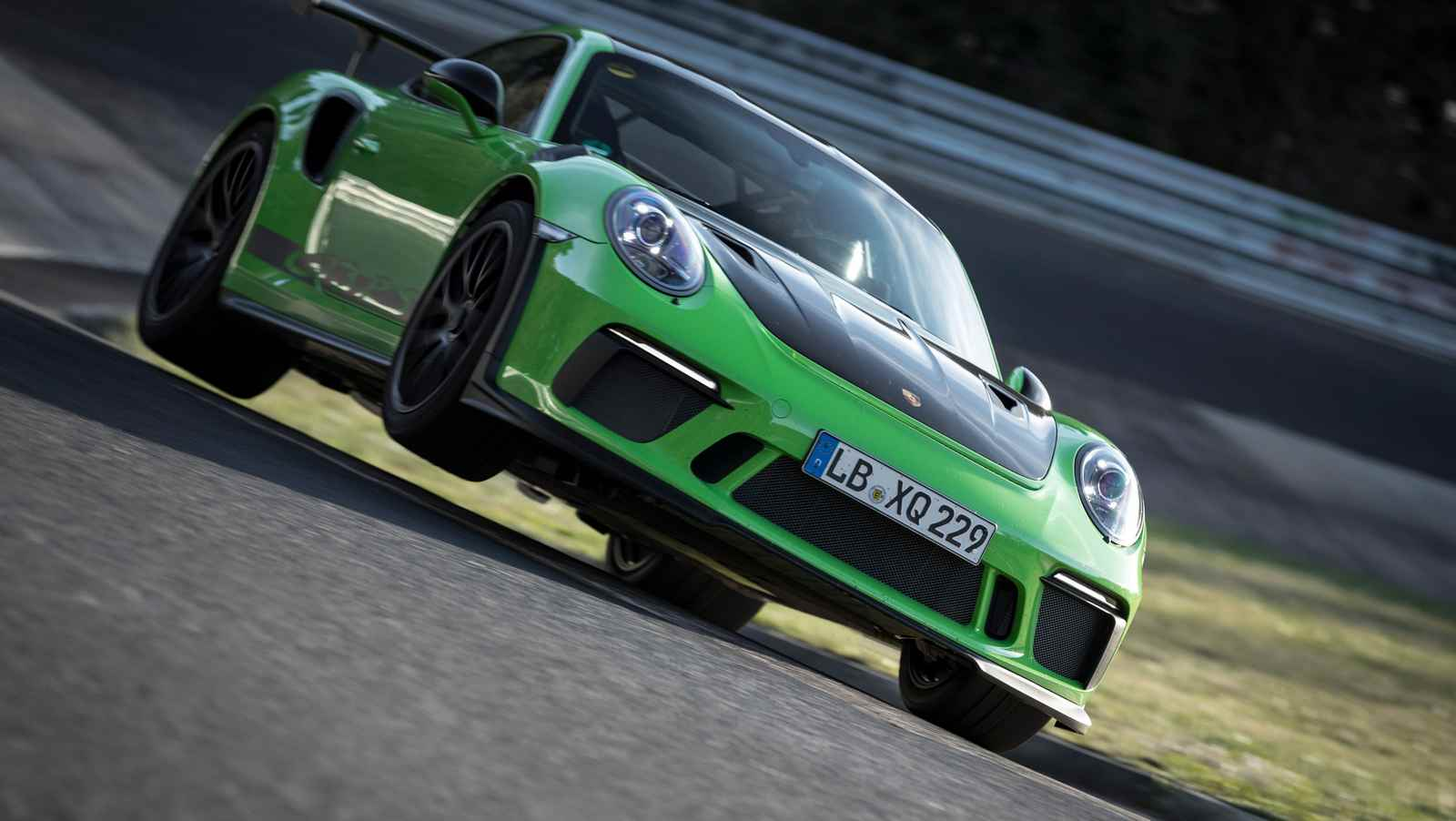 Porsche GT3 RS | Nuovo record al Nurburgring. L'onboard video