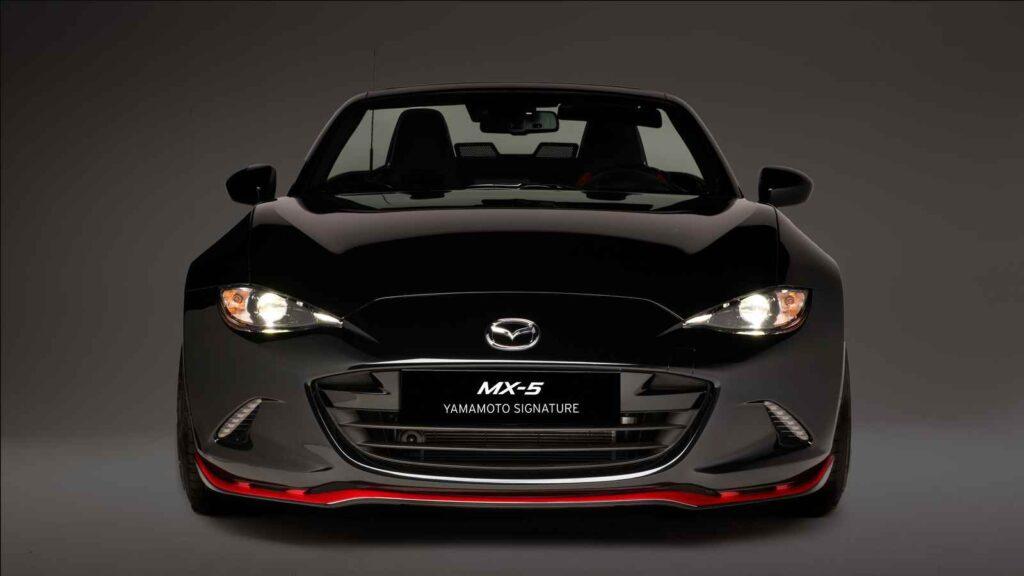 Mazda MX-5 Yamamoto Signature. Il riferimento.