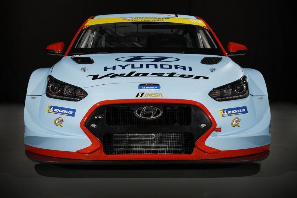 Hyundai Veloster N TCR. La nuova sfidante nel turismo da corsa