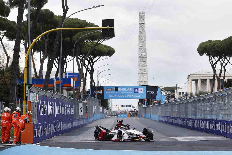 Formula E. Il Gran Premio di Roma 2019
