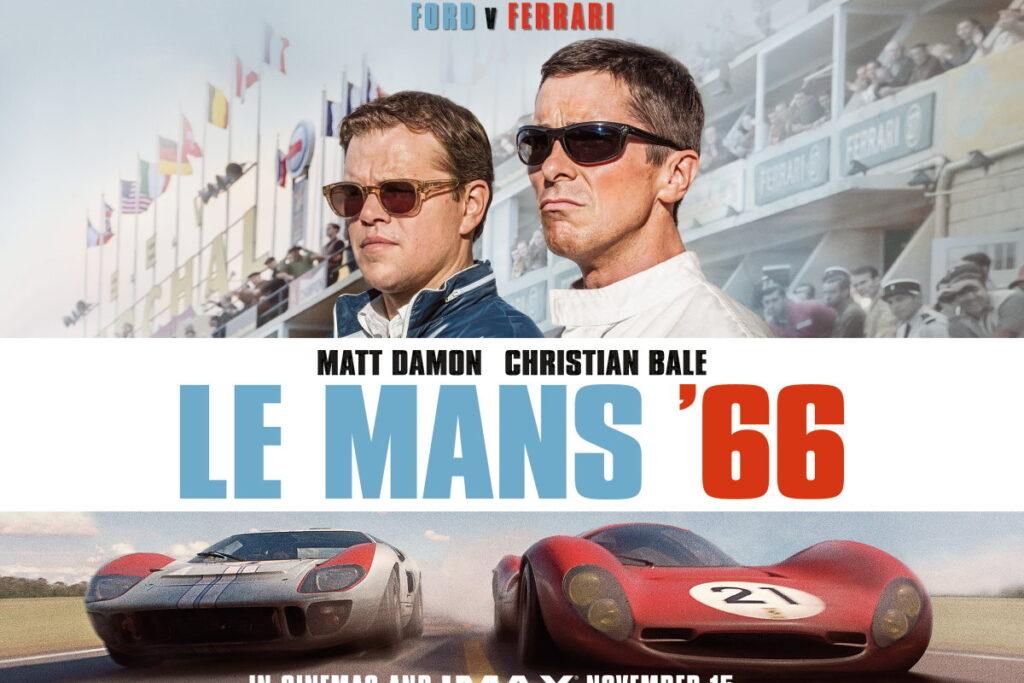 Le Mans '66. Il film che racconta la rivalità tra Ferrari e Ford. La recensione più un'altra chicca
